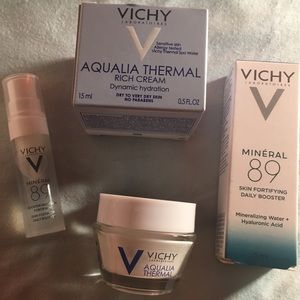 Other - Vichy French beauty kit